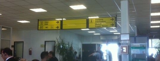 Uşak Havalimanı (USQ) is one of Türkiye'deki Havalimanları.