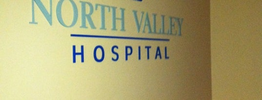 North Valley Hospital is one of Orte, die Rachel gefallen.