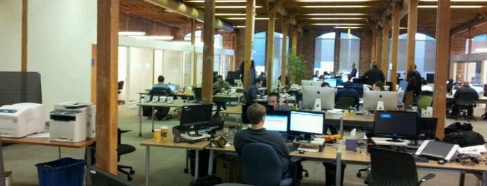 RocketSpace Accelerator is one of San Francisco.