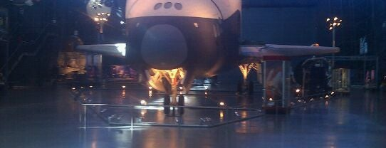 Steven F Udvar-Hazy Center is one of Best Places to Check out in United States Pt 6.