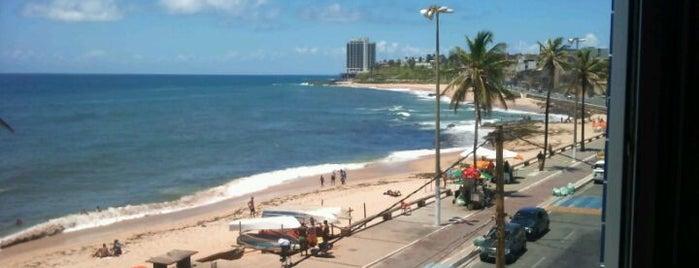Praia de Amaralina is one of The 20 best value restaurants in Salvador, 05.