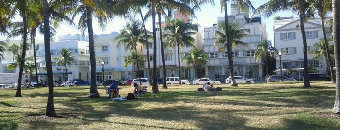 Lummus Park Beach is one of Great City Parks in the United States and Canada.