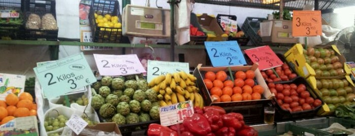 Mercado de Abastos is one of COSTA CÁDIZ GASTRO.