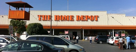 The Home Depot is one of Mayra : понравившиеся места.