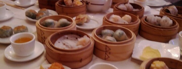 Golden Unicorn Restaurant 麒麟金閣 is one of NYC Faves.
