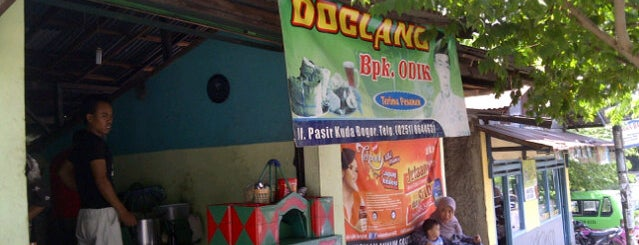 Doclang Bapak Odik is one of My Favorite Places.