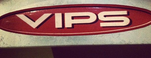 VIPS is one of Orte, die María gefallen.