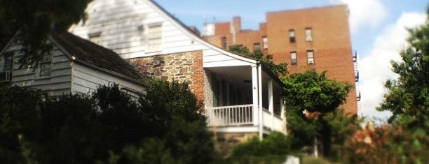Dyckman Farmhouse Museum is one of Architecture - Great architectural experiences NYC.