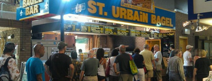 St. Urbain Bagel is one of Food Places.