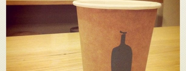 Blue Bottle Coffee is one of Third Wave Coffee.