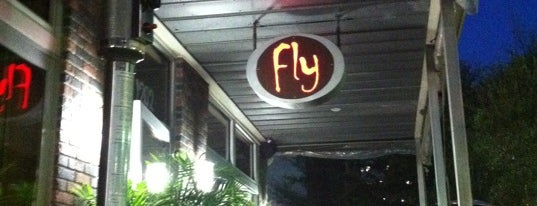 Fly Bar & Restaurant is one of Best of St. Pete's.
