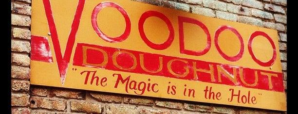 ブードゥードーナッツ is one of Top Picks for Restaurants/Food/Drink Spots.