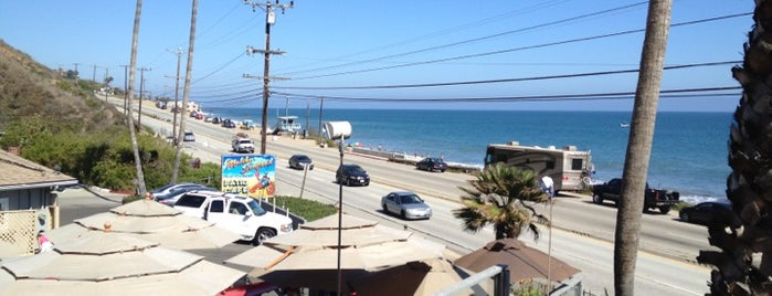 Malibu Seafood Fresh Fish Market & Patio Cafe is one of LACA.