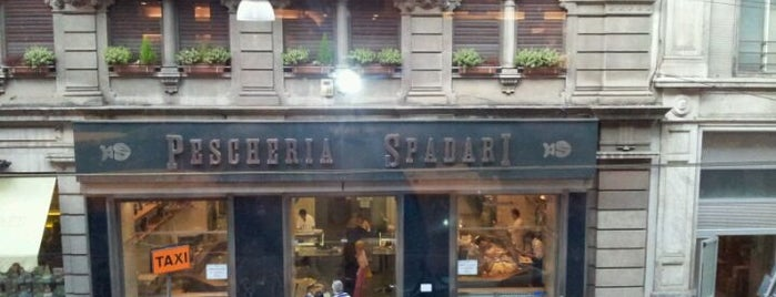 Pescheria Spadari is one of MILANO EAT & SHOP.