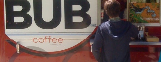 HubBub Coffee is one of Philly Food Trucks.