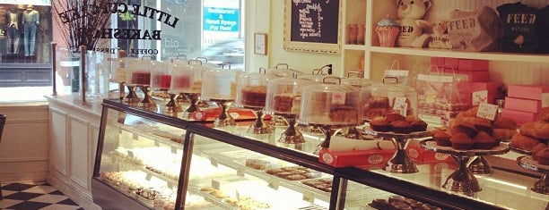Little Cupcake Bakeshop is one of NYC's Best Cafés&Pastries 🍰🍮🍪☕️.