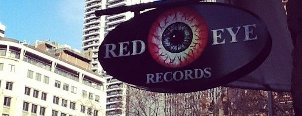 Red Eye Records is one of Michaelさんのお気に入りスポット.