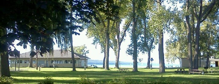 Warren W. Clute Memorial Park is one of Fingerlakes Transport an Tour Service.