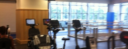 Fitness Center is one of Done List.