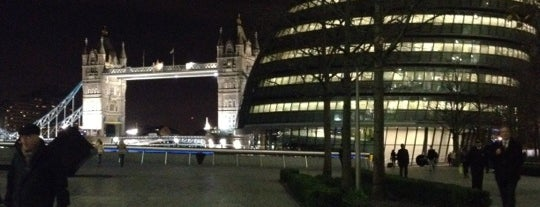 City Hall (Greater London Authority) is one of Stuff I want to see and redo in London.