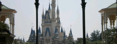 Tokyo Disneyland is one of My FAV Hot Spots.