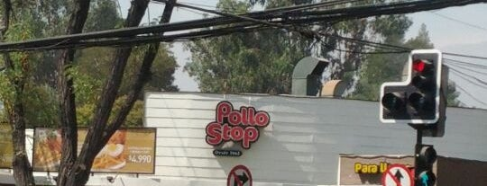 Pollo Stop is one of Locais curtidos por Oswaldo.