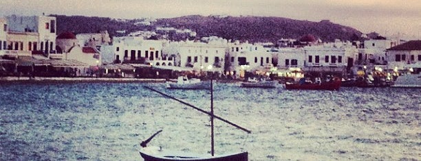 Mykonos Town is one of Greece: Dining, Coffee, Nightlife & Outings.