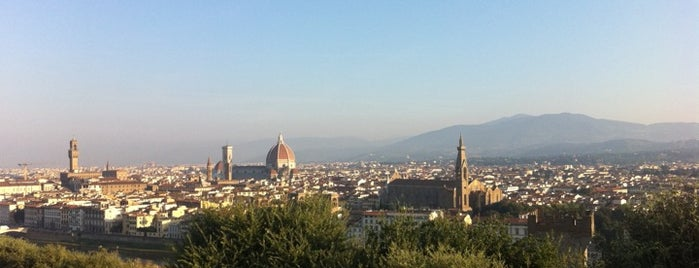 Piazzale Michelangelo is one of Floransa.