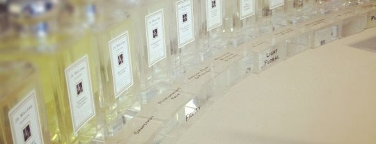 Jo Malone London is one of JFK.