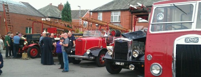 Greater Manchester Fire Service Museum is one of Greater Manchester Attractions.
