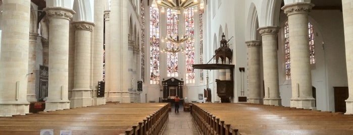 Oude Kerk is one of Posti salvati di Thomas.