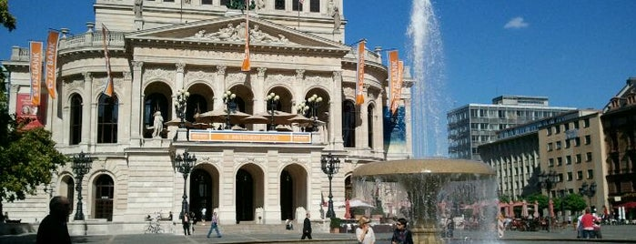 Alte Oper is one of Around The World: Europe 1.