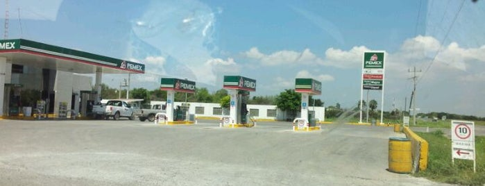 Gasolinera Hgo. Tamaulipas is one of Ismael 님이 좋아한 장소.
