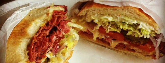 The Sandwich Place is one of San Francisco.
