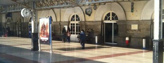 Estación de Vitoria-Gasteiz (Renfe) is one of Lieux qui ont plu à Roi.