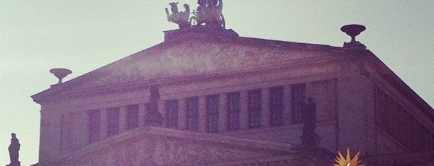 Konzerthaus Berlin is one of Berlin Arty.