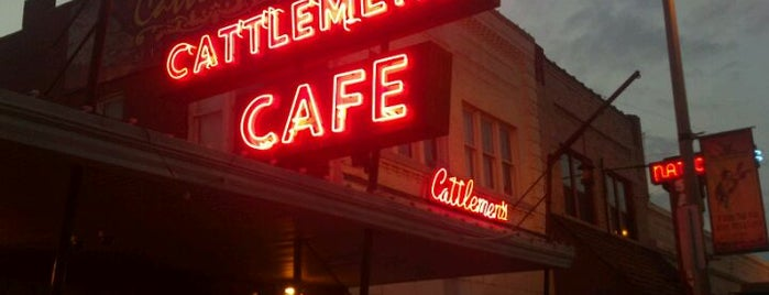 Cattlemen's Steakhouse is one of Oklahoma City OK To Do.