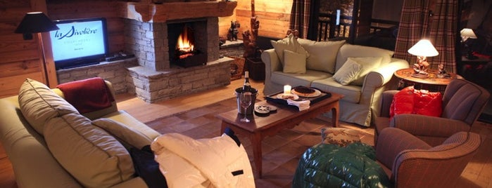 Hotel La Sivoliere is one of Courchevel.