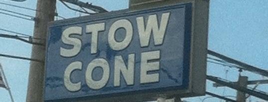 Stow Cone is one of Locais salvos de Rachel.