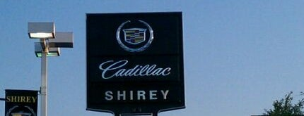 Shirey Cadillac is one of favorites 1.