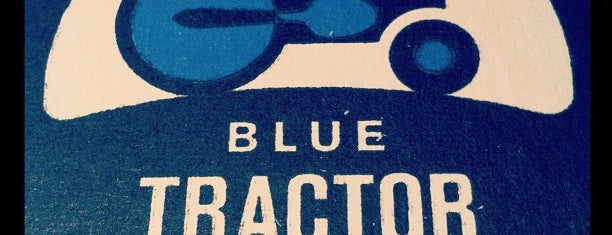 Blue Tractor BBQ & Brewery is one of Ann Arbor Delivery.
