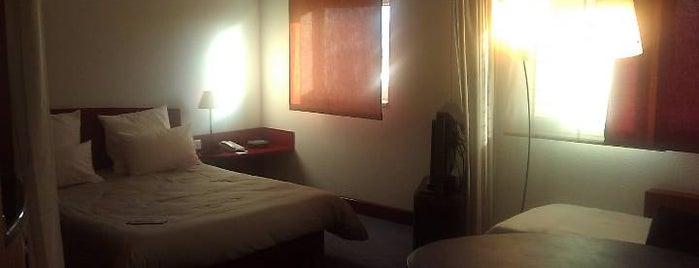 Suite Novotel Hotel is one of Lugares favoritos de Amit.