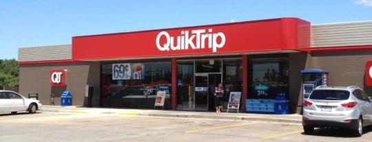 QuikTrip is one of Doug 님이 좋아한 장소.