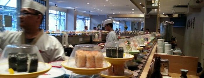 Sushi Circle is one of Sushi.