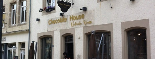 Chocolate House Nathalie Bonn is one of Didem 님이 저장한 장소.
