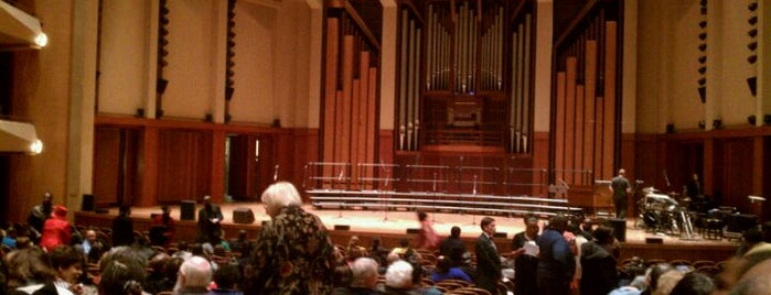Benaroya Hall is one of Must-have Experiences in Seattle.