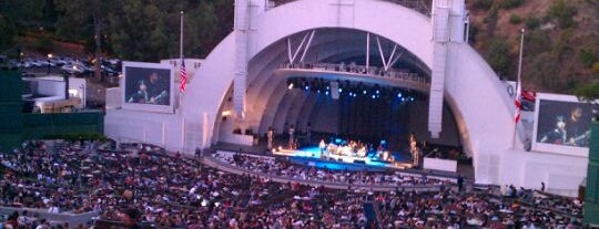 The Hollywood Bowl is one of Top Music Venues in LA.
