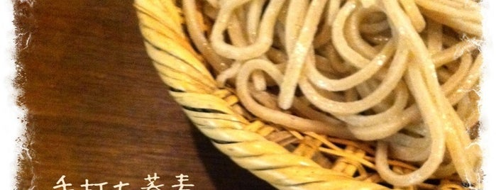 三城 is one of Best Soba in Nagano.