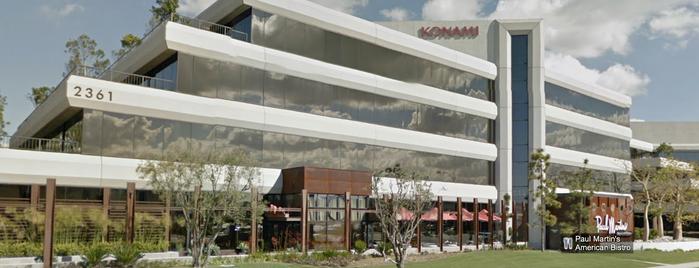 Konami Digital Entertainment, Inc. is one of Videogames HQ.