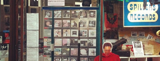 Spillers Records is one of Record Shops.